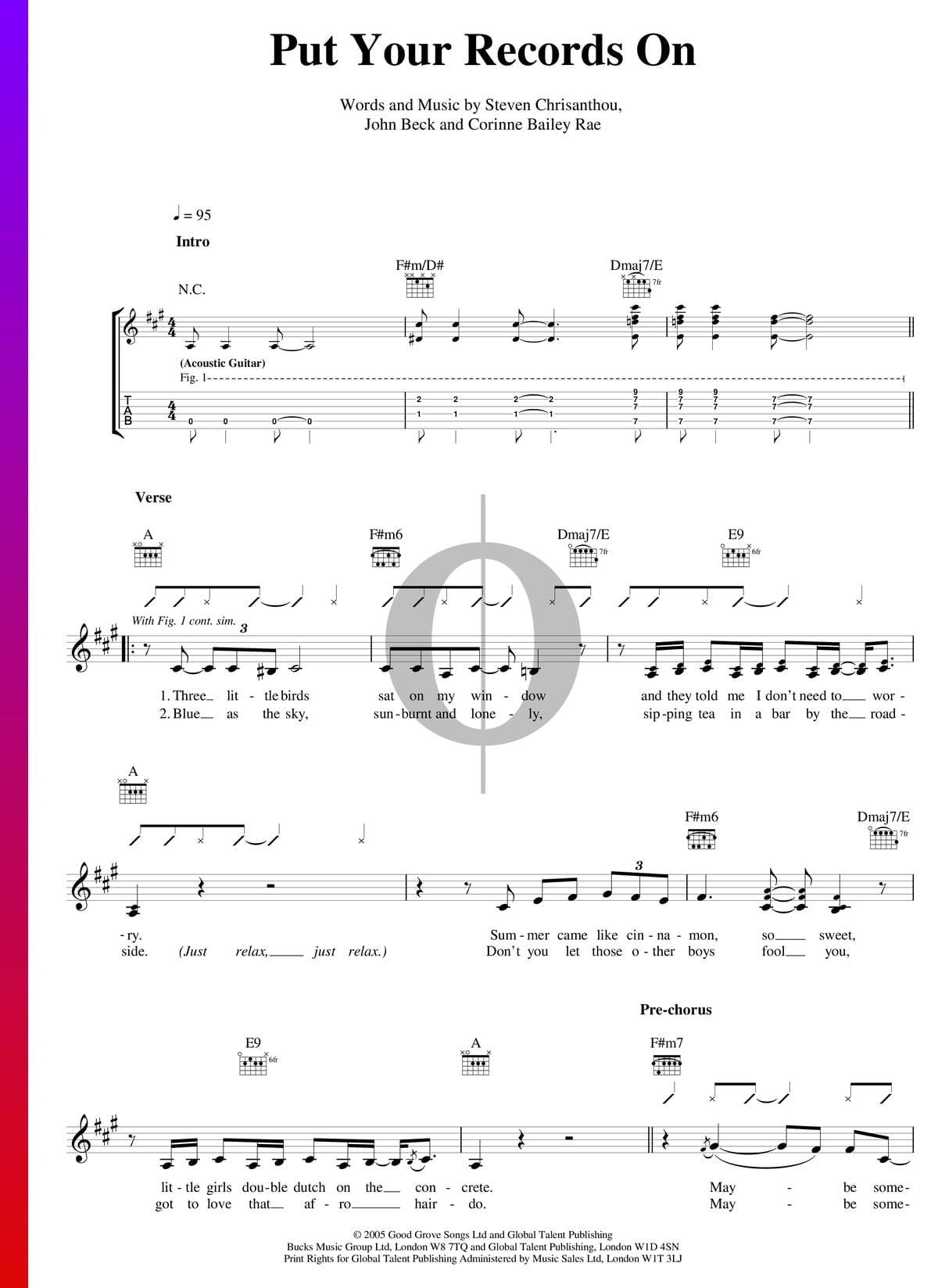 CORINNE RECORDS ON BAILEY BAIXAR MUSICA PUT YOUR DE RAE