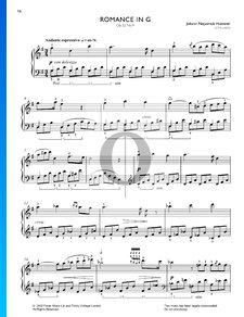 Romance in G Major, Op. 52 No. 4