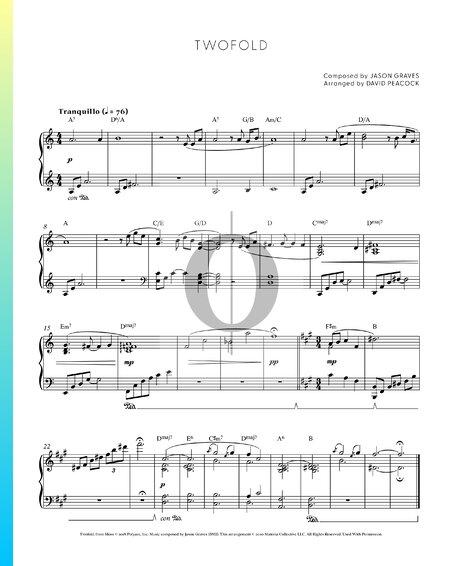 Twofold Sheet Music