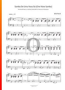 Samba De Uma Nota Só (One Note Samba)
